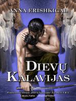 Dievų kalavijas (Lietuvių kalba) Lithuanian Edition