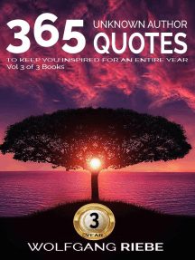 365 Unknown Author Quotes To Keep You Inspired For An Entire Year 3