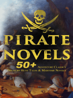 PIRATE NOVELS