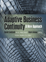 Adaptive Business Continuity