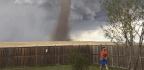 How Close Should You Get to a Tornado?