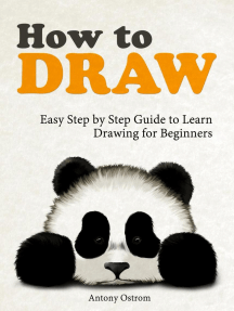 How to Draw: Easy Step by Step Guide to Learn Drawing for Beginners