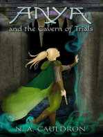 Anya and the Cavern of Trials