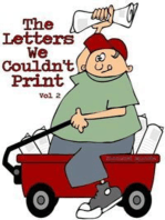 The Letters We Couldn't Print Vol 2