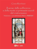 Il senso della sofferenza e della morte ai primissimi esordi del cristianesimo
