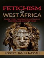 Fetichism in West Africa