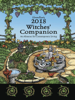 Llewellyn's 2018 Witches' Companion