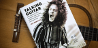 'Talking Guitar' Offers Front-Row Seat To Conversations With American Music Giants