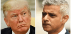 Sadiq Khan Says U.K. Shouldn't 'Roll Out the Red Carpet' for Trump