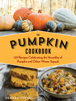 The Pumpkin Cookbook, 2nd Edition