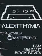 Alexithymia (I Am Mercury series - Book 7)