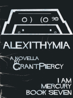 Alexithymia (I Am Mercury series - Book 7)
