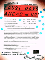 Faust Days Ahead Of Us