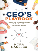 The CEO's Playbook