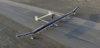 China Just Flew a 130-Foot, Solar-Powered Drone Designed to Stay in the Air for Months