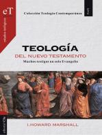 Teología del Nuevo Testamento