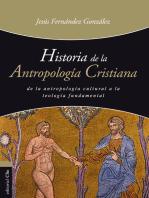 Historia de la antropología cristiana