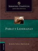 Sermones Temáticos sobre Pablo y liderazgo