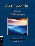 La Creación: El Salmo 19