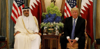 What Trump's Qatar Tweets Revealed