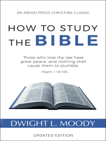 How to Study the Bible: Updated Edition