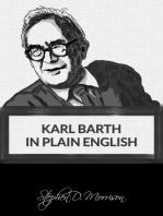 Karl Barth in Plain English