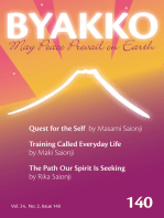 Byakko Magazine Issue 140
