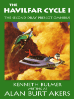 The Havilfar Cycle I [The second Dray Prescot omnibus]
