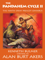 The Pandahem Cycle II [The ninth Dray Prescot omnibus]