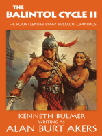 The Balintol Cycle II [The fourteenth Dray Prescot omnibus]