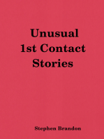 Unusual 1st Contact Stories