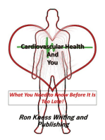 Cardiovascular Health and You