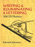 Writing & Illuminating & Lettering