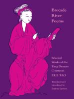 Brocade River Poems
