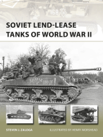 Soviet Lend-Lease Tanks of World War II