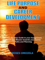 Life Purpose And Career Development