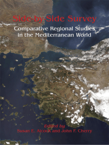 Side-by-Side Survey: Comparative Regional Studies in the Mediterranean World