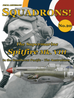 The Supermarine Spitfire VIII in the Southwest Pacifc