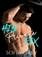 His Private Fix (Love at the Beach, #1)