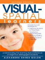 Visual-Spatial Learners