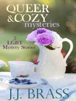 Queer and Cozy Mysteries