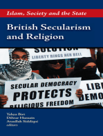 British Secularism and Religion