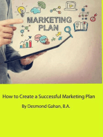 How to Create a Successful Marketing Plan