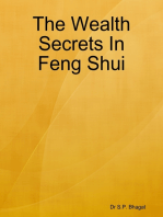 The Wealth Secrets In Feng Shui