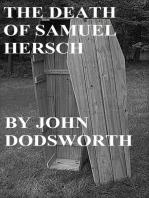 The Death of Samuel Hersch
