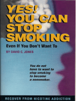 Yes! You Can Stop Smoking