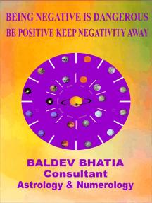 Being Negative Is Dangerous