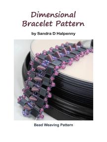 Dimensional Bracelet Pattern