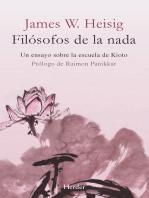Filósofos de la nada (2a ed.)
