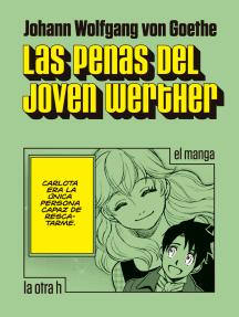 Las penas del joven Werther: el manga